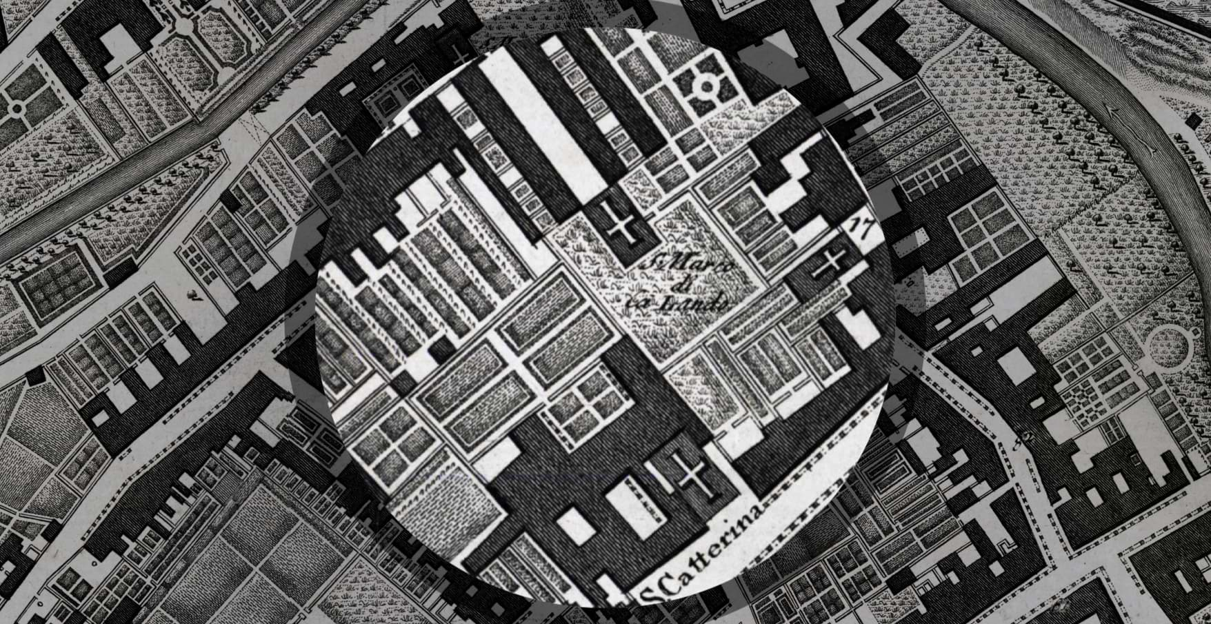 Ca' Lando - Il complesso di Santa Caterina